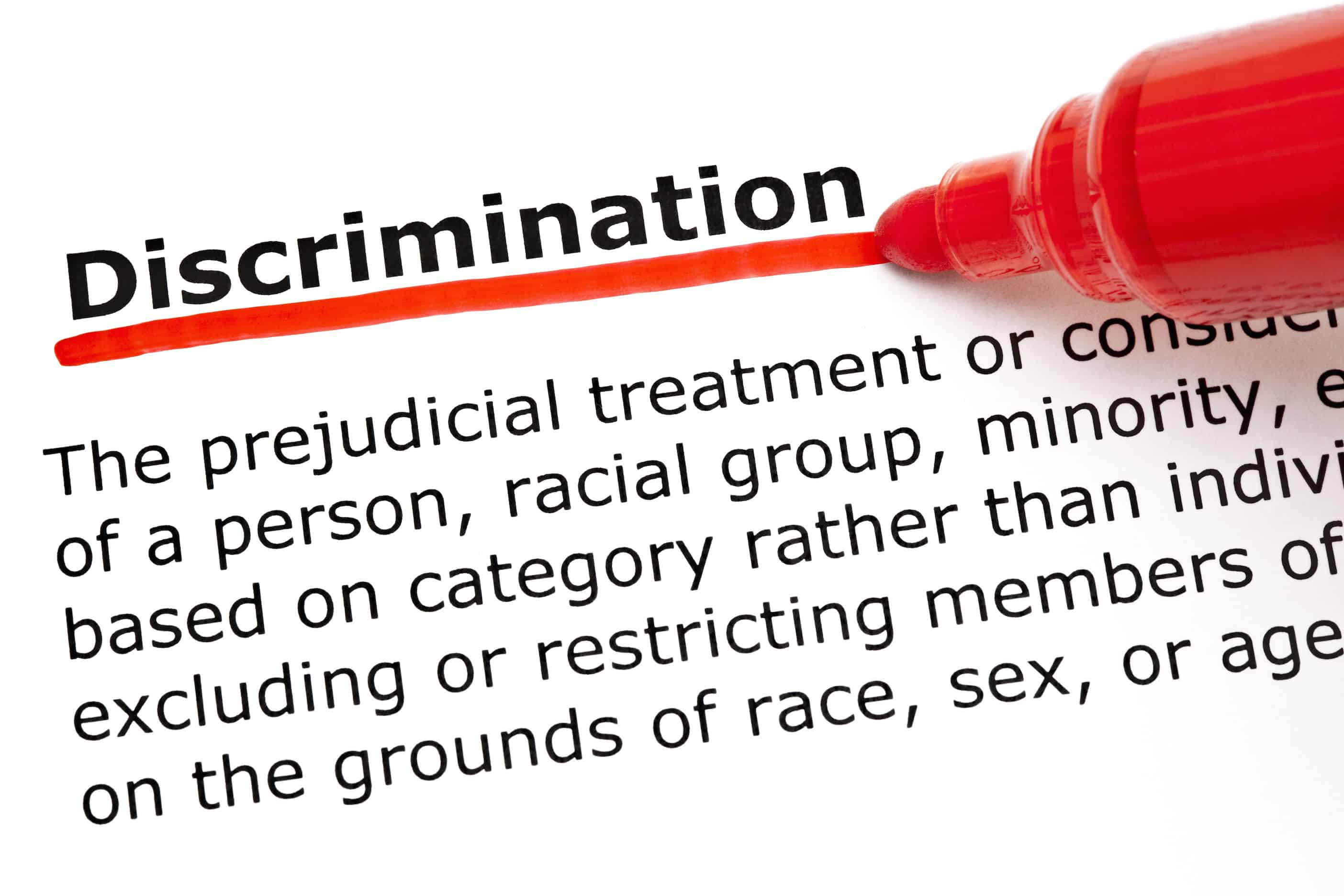 I need articles on Discrimination / Predjuice in medical profession?
