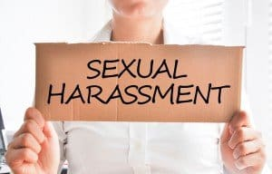 Sexual harassment in the workplace:  What can you do about it?