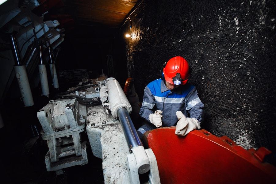 Coal Employee