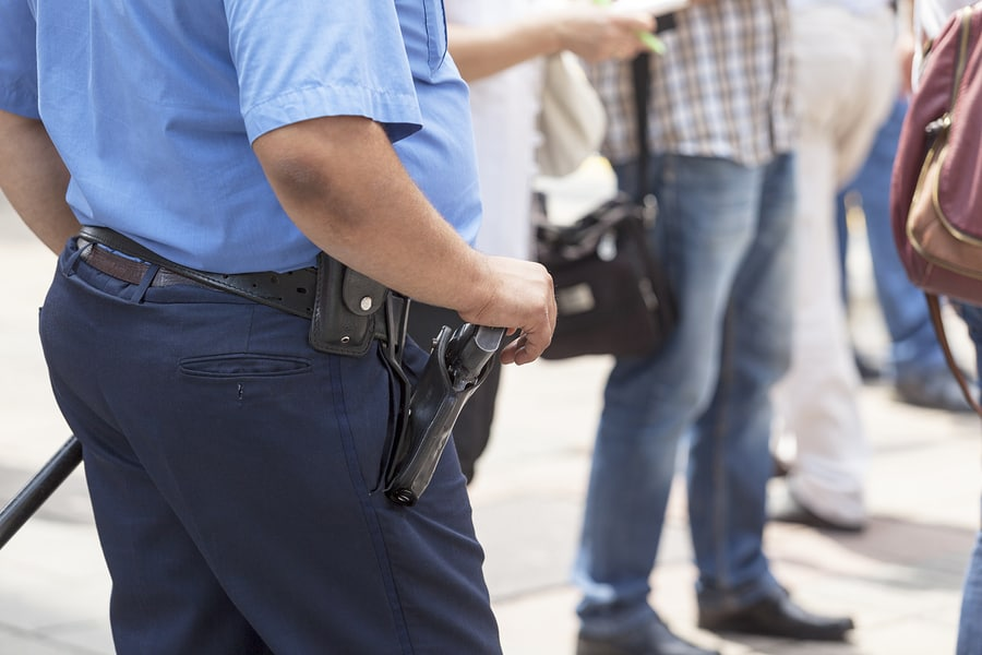 Obese Security Officer Not Discriminated Against – Case Analysis from Workplace Lawyers in Perth
