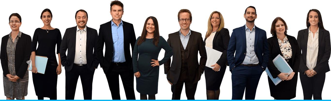 Our Legal Team
